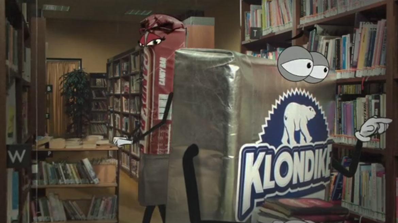 Klondike Library Video